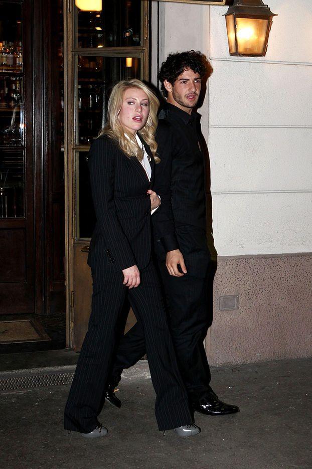 Piłkarz AC Milan ma romans z córką Berlusconiego!
