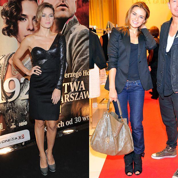 Sukienka czy jeansy?