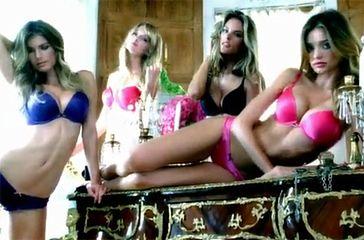 Świąteczna reklama Victoria's Secret! SĄ PIĘKNE!