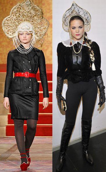 Gawęda wzorowała się na... Chanel?!