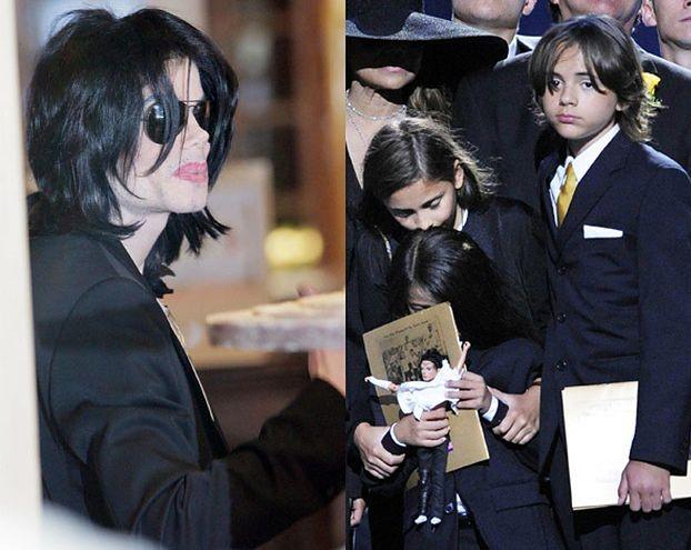 Mama i dzieci Jacksona pozywają organizatorów jego koncertów!