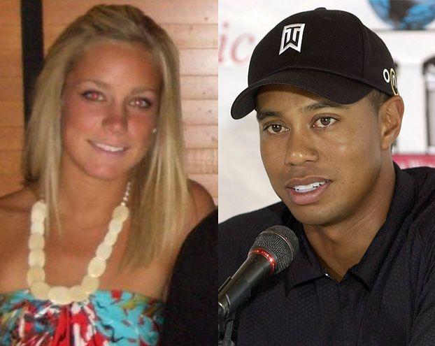 Tiger Woods ma 22-LETNIĄ KOCHANKĘ!