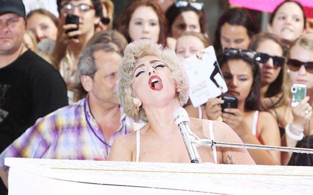 Lady Gaga już nie triumfuje na listach przebojów!