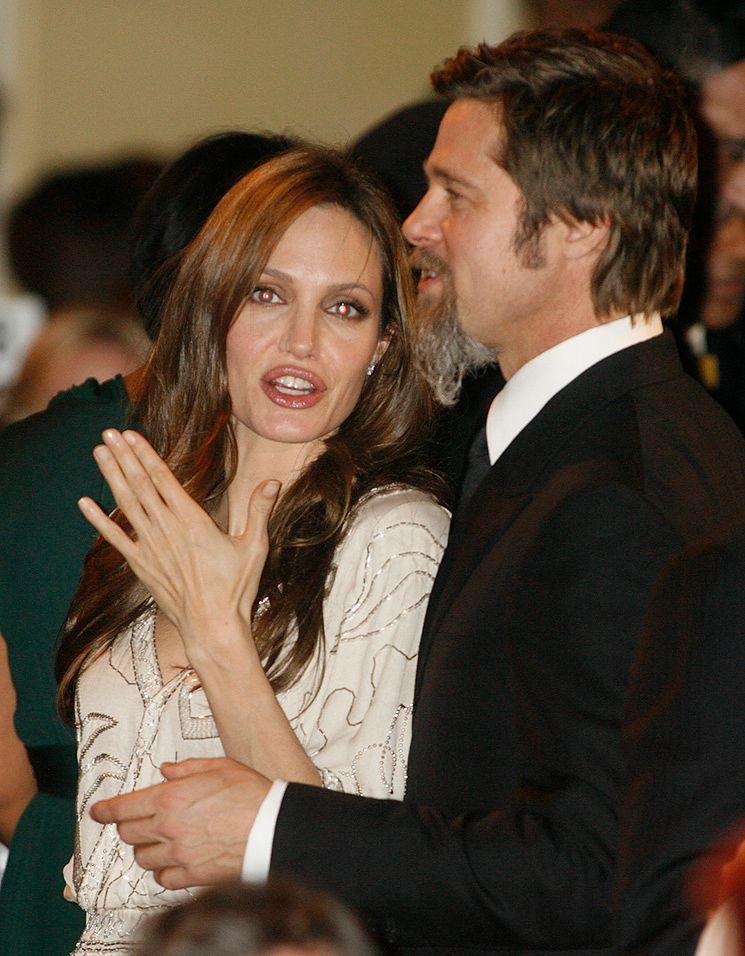 Brad i Angelina ROZSTALI SIĘ?!