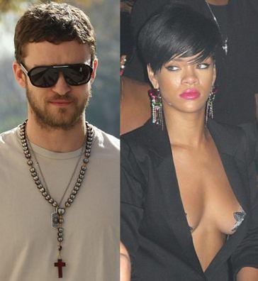 """Rihanna: """"Nie spotykam się z Justinem!"""""""