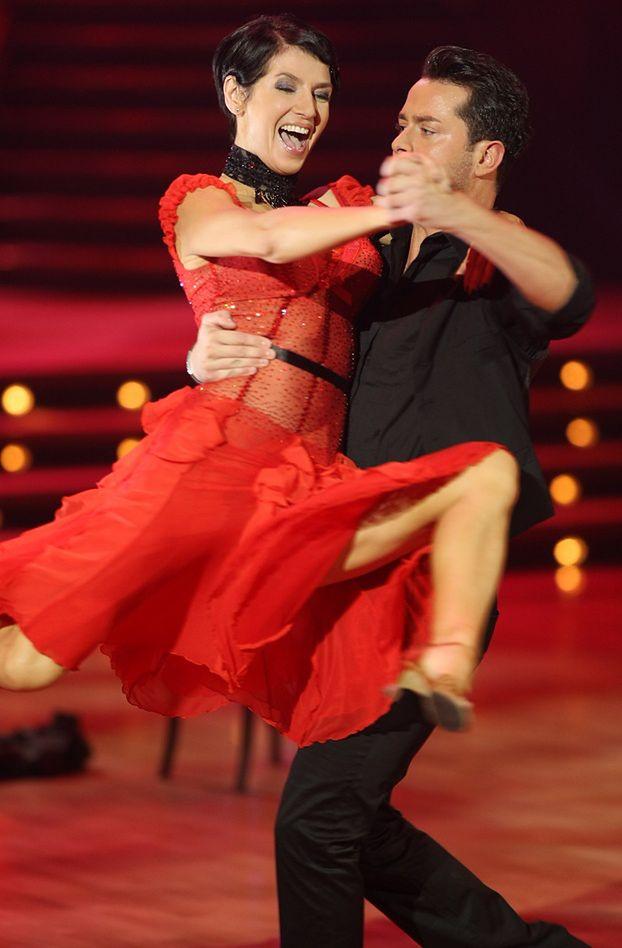 Wolszczak chce nadal tańczyć