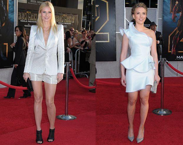 KTÓREJ LEPIEJ? Gwyneth czy Scarlett?