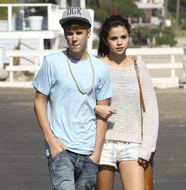 """Selena i ja ignorujemy te bzdury!"""