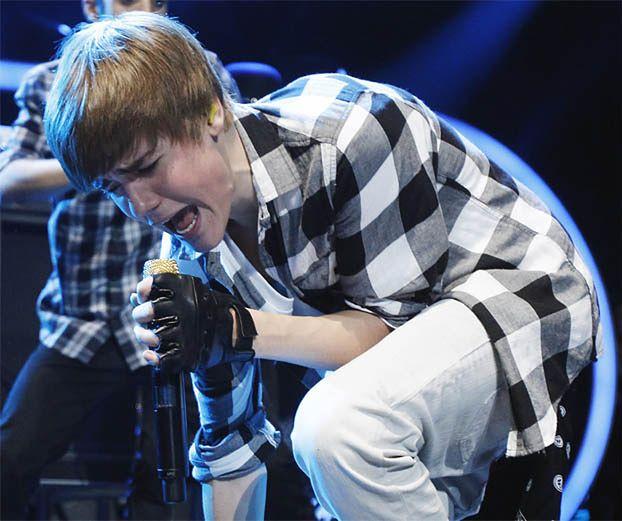 """Bieber o Grammy: """"Jestem rozczarowany!"""""""