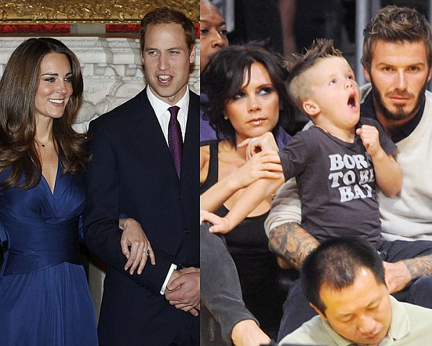 Victoria i David zostali zaproszeni na ślub księcia Williama!