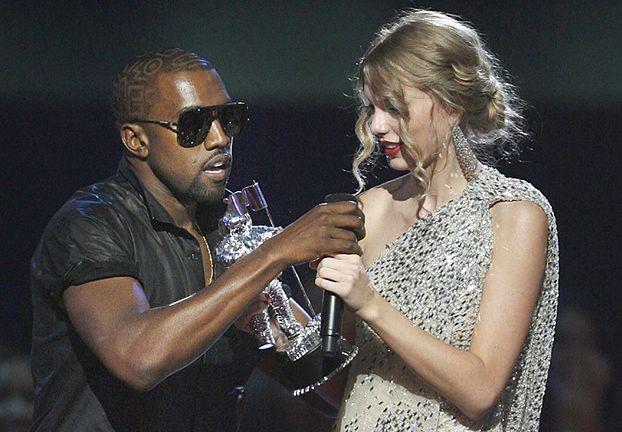 """Kanye: """"Napisałem piosenkę dla Tylor!"""""""