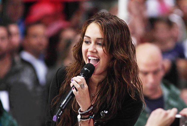 NOWY SINGIEL Miley! (POSŁUCHAJ!)