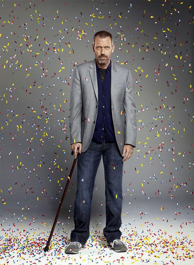 """Hugh Laurie odchodzi z """"House'a""""!"""