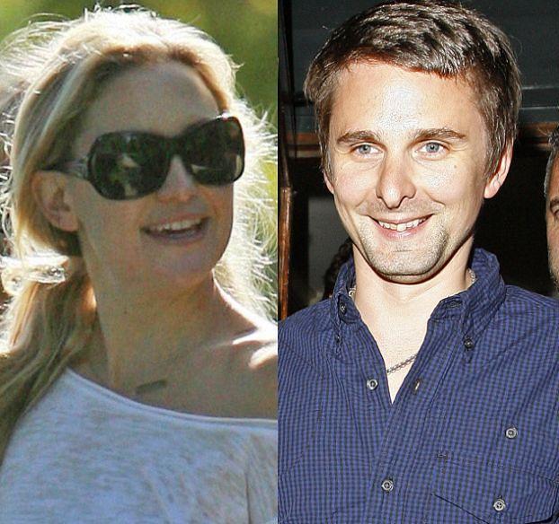 Kate Hudson i lider Muse będą mieli dziecko!