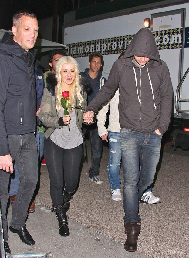 Aguilera już z NOWYM facetem! (FOTO)