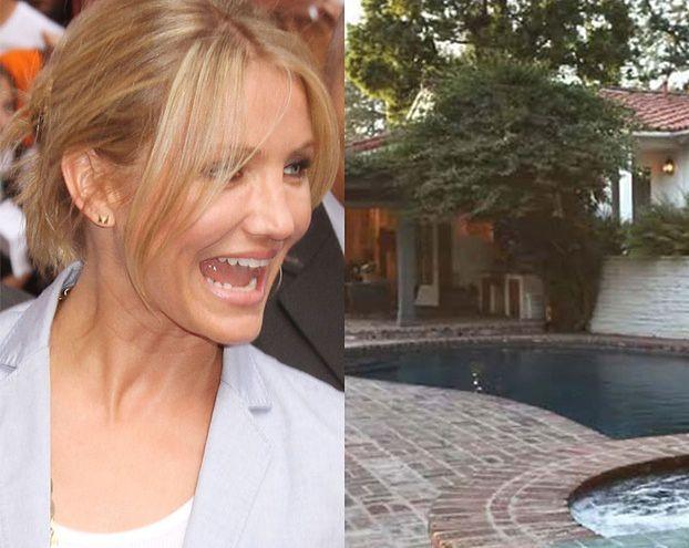 Cameron Diaz kupiła dom za 10 MILIONÓW! (ZDJĘCIA)