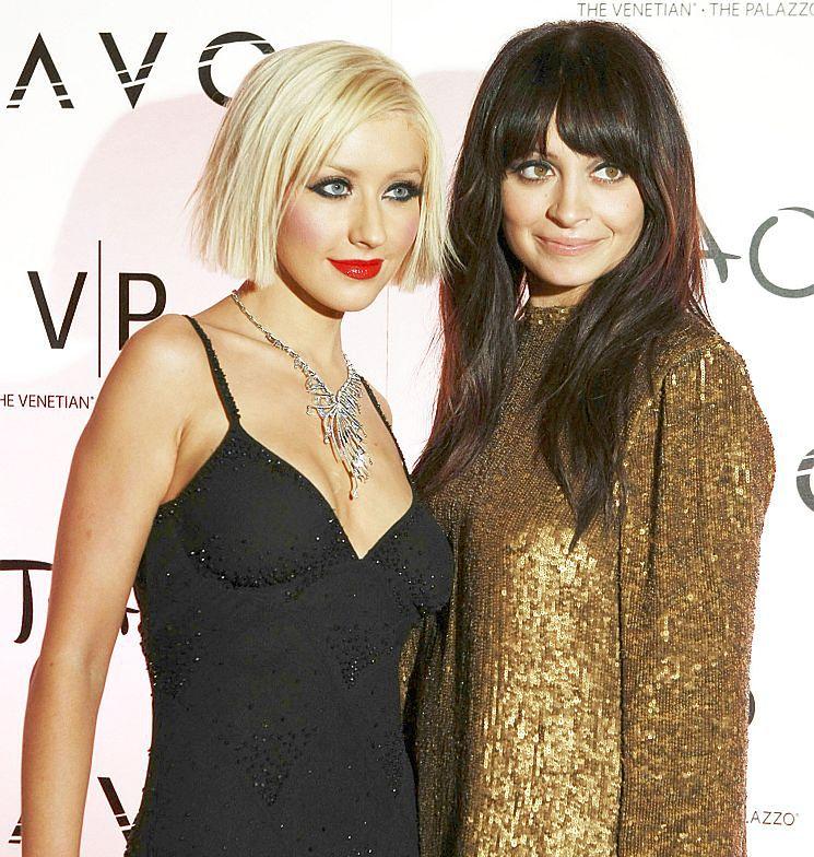 Nicole i Christina - NOWE FRYZURY!