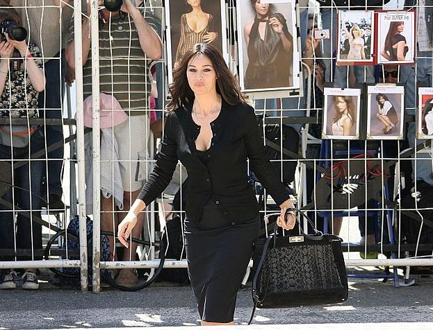 Monica Bellucci urodziła córeczkę!