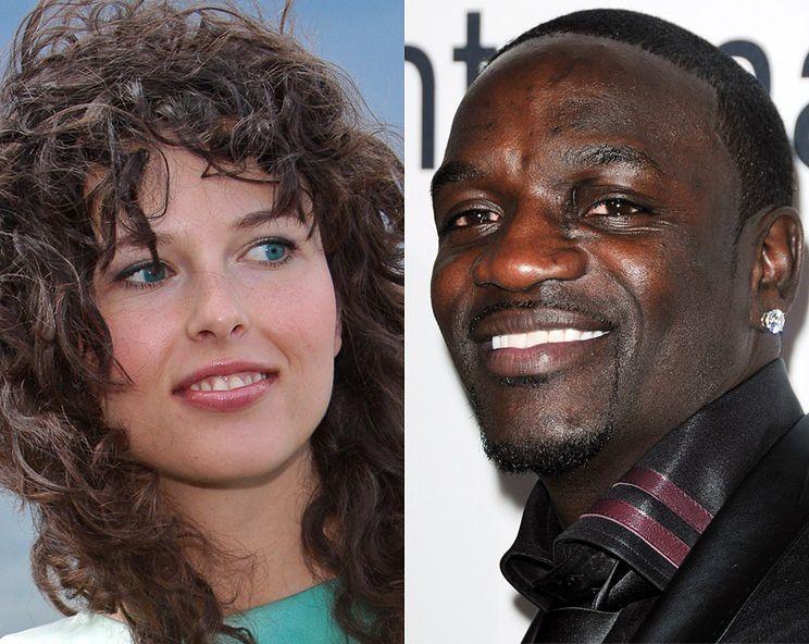 Ramona Rey ma romans z Akonem?!
