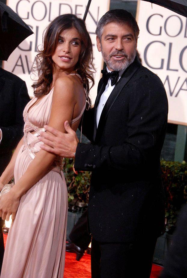 Clooney wkręcił kochankę do serialu!
