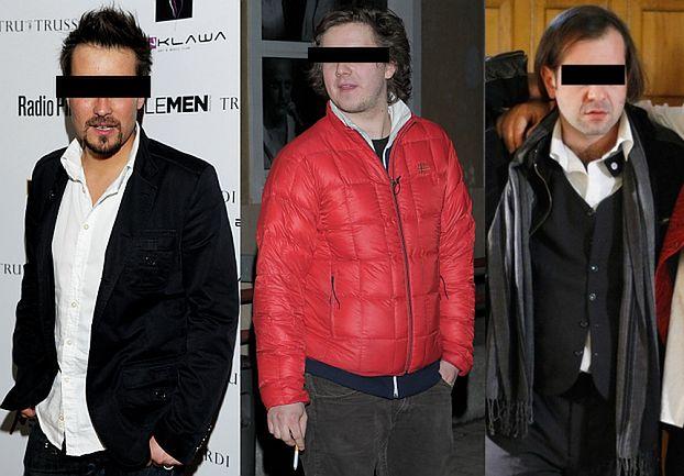 Trzej aktorzy staną przed sądem!