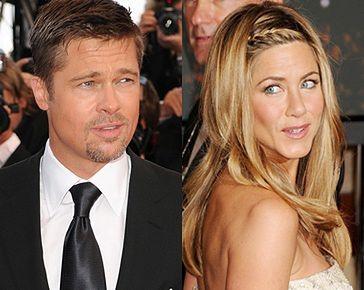 Jennifer i Brad zagrają razem!