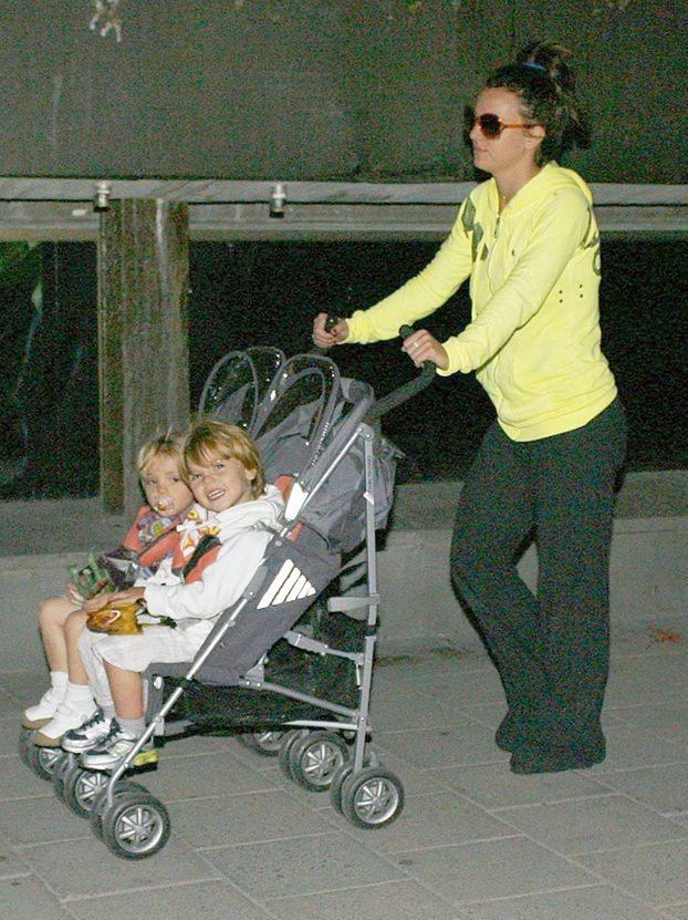 Britney nie znęcała się nad synami