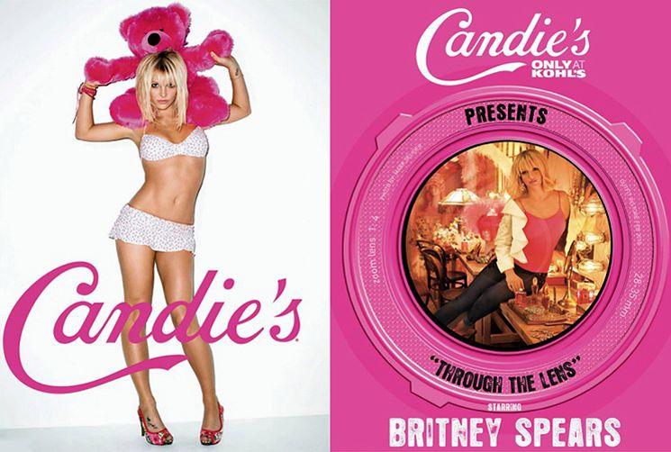 Britney w kolejnej różowej sesji