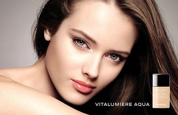 Monika Jagaciak reklamuje kosmetyki Chanel!