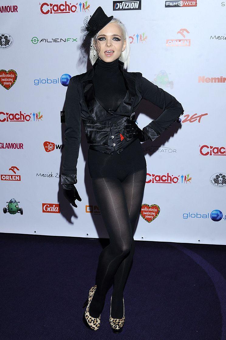 Chce być jak Lady GaGa...