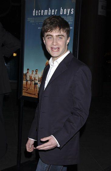 """Radcliffe rozbierze się w... """"Harrym Potterze""""!!!"""