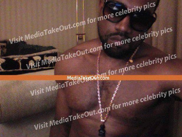 NAGIE zdjęcia Kanye Westa! (UWAGA TYLKO DLA DOROSŁYCH!)