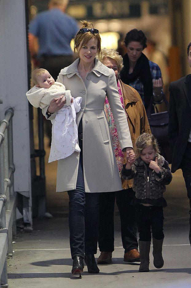 Nicole Kidman pokazała córeczkę!