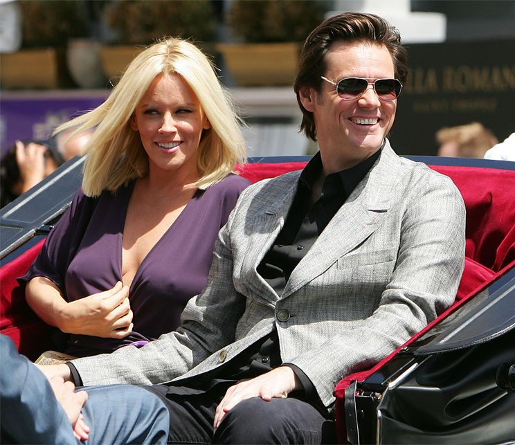 Jim Carrey został dziadkiem!