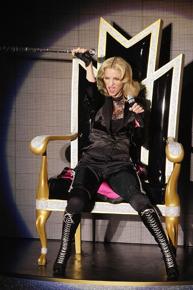 Madonna nagrywa kolejną płytę!