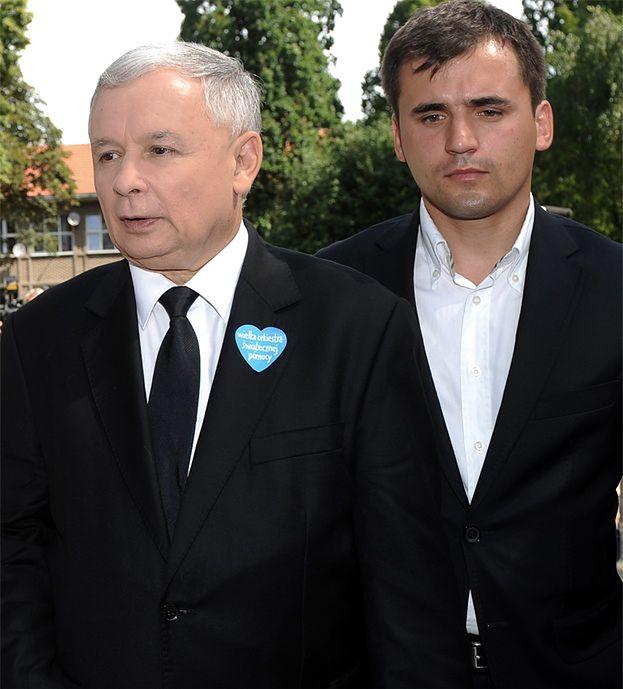 """Kaczyński: """"Władze prowadzą nagonkę przeciwko Dubienieckiemu!"""""""