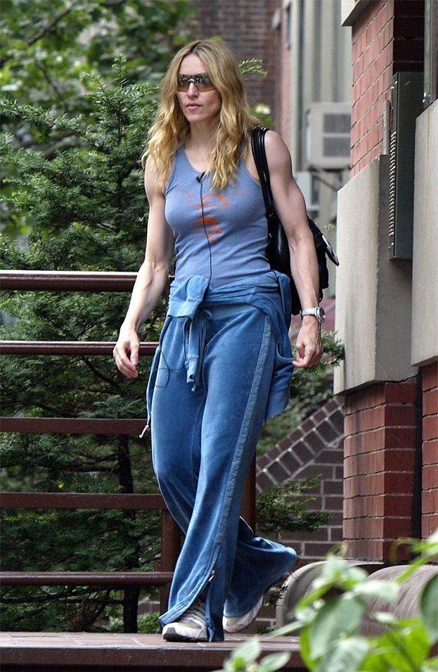 Madonna otwiera sieć siłowni!