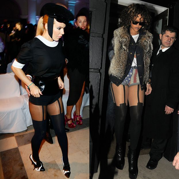Rihanna jak Doda...