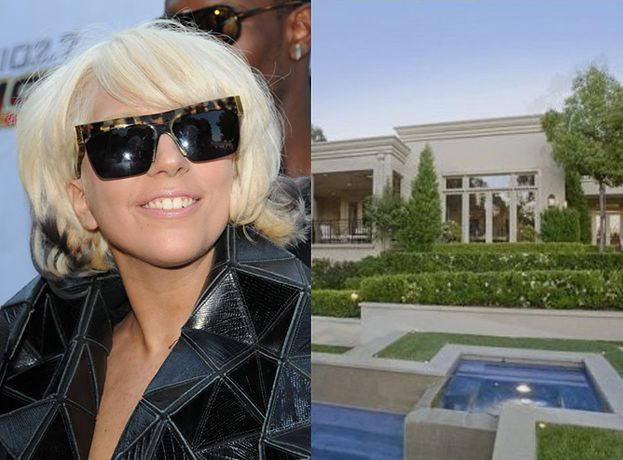 Tak mieszka Lady GaGa! ZDJĘCIA DOMU!