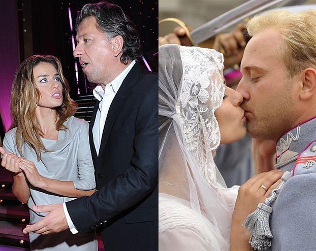 """Urbańska: """"Całując Borysa, myślę o mężu"""""""