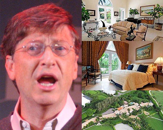 Dom córki Billa Gatesa! Za... 1,9 MILIONA MIESIĘCZNIE!