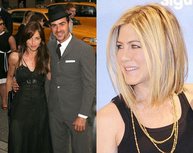 Nowy facet Aniston wyrzucił z mieszkania dziewczynę!