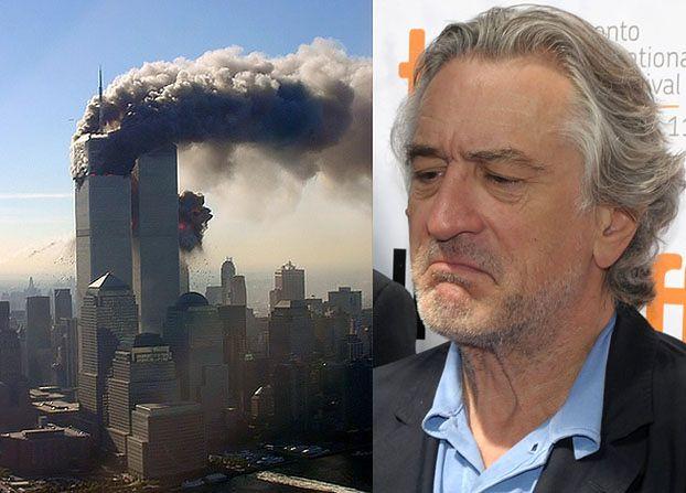 """De Niro: """"Myślałem, że mam halucynacje!"""""""
