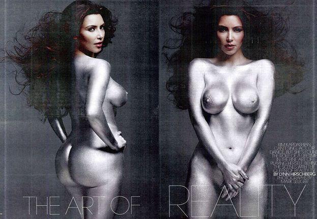 Kim Kardashian NAGO! (FOTO)