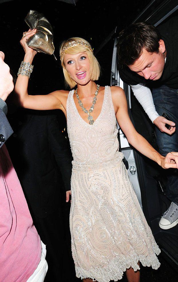 Pijana Paris wyśmiewała się z Lindsay!