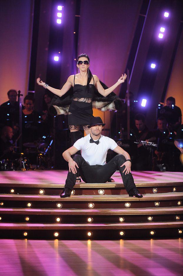 W finale Pyrek nie zatańczy z Rowińskim!