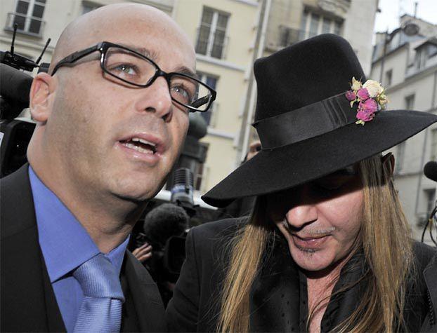 Prawnik Galliano ukradł mu 4 miliony dolarów!
