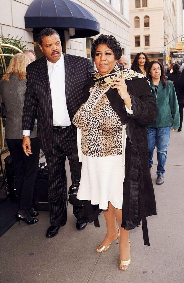 "Aretha Franklin: ""Nie mam raka trzustki!"""