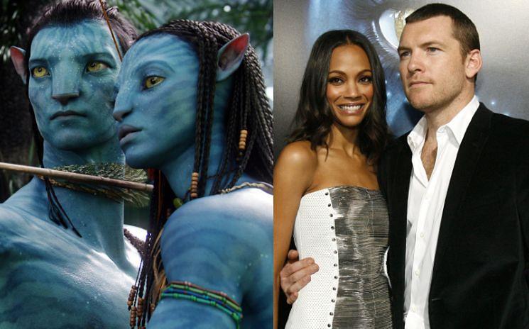 """Z """"Avatara"""" wycięto scenę seksu!"""