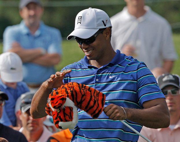 Tiger Woods ma już kolejną kochankę!